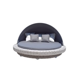 Bernyce Garden Daybed With Cushions Image