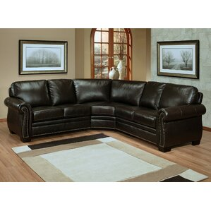 Barnabas Sectional by Darby Home Co