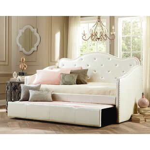 Stacia Daybed with Trundle by Harriet Bee