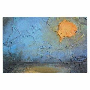 Carol Schiff Moon Glow Mixed Media Doormat