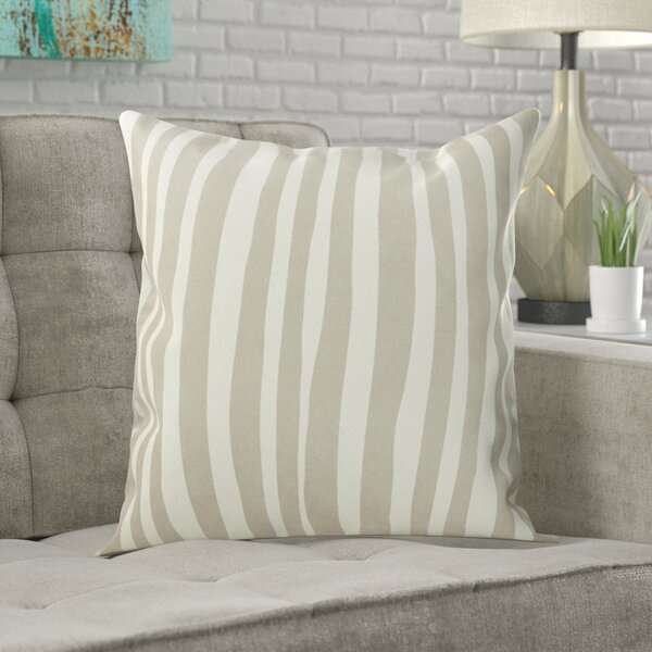 Wrought Studio Alviso Throw Pillow Cover Wayfair