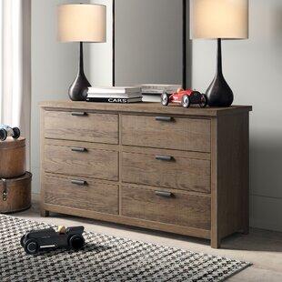 Greyleigh Strasburg 6 Drawer Double Dresser