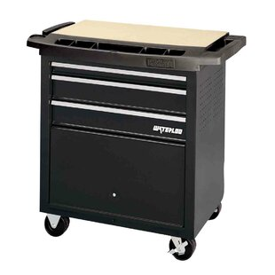 Speciality Series 34W 3-Drawer Tool Chest by Waterloo Industries