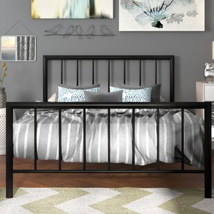 Pisces Bed Frame By Wrought Studio