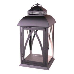 August Grove Metal Lantern