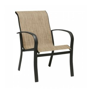 Fremont Sling Stacking Patio Dining Chair