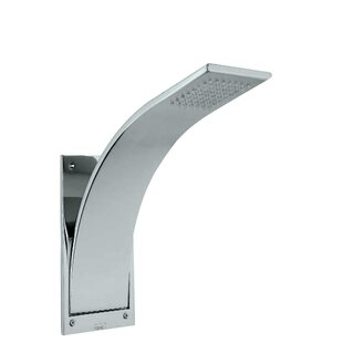 Wave Shower Head and Arm By Rohl