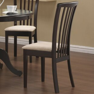 Weid Dining Chair (Set of 2) August Grove