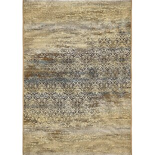 Jamie Beige Abstract Indoor/Outdoor Area Rug