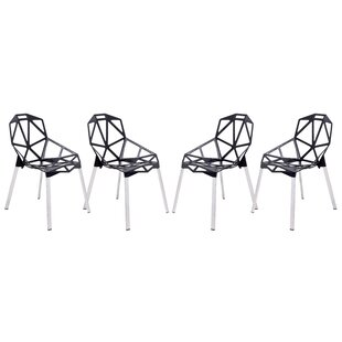 Melcher Modern Dining Chair (Set of 4) by..