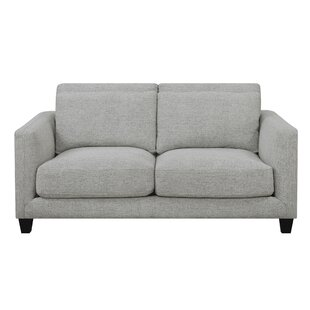 Cruise Double Cushion Loveseat by George Oliver Herry Up