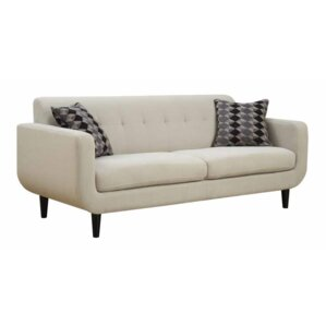 Venizelos Loveseat by Ivy Bronx