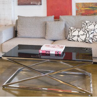 Allan Copley Designs Excel Coffee Table