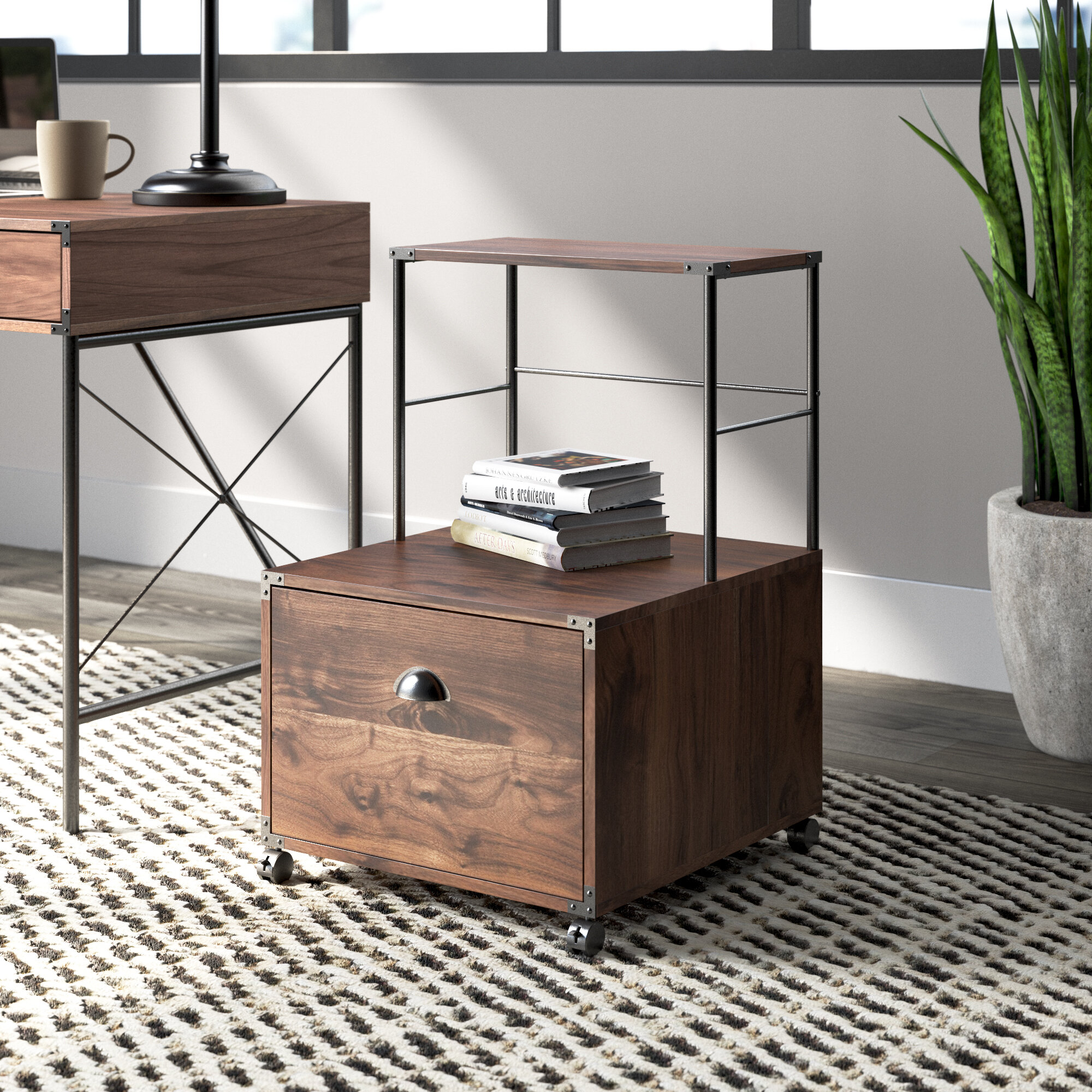 Drawer Industrial Filing Cabinets You Ll Love In 2021 Wayfair