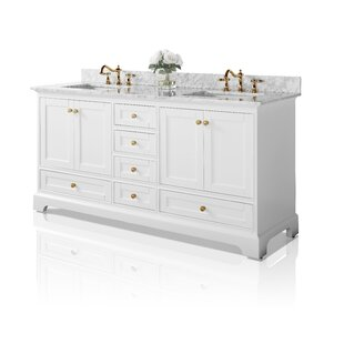 Compare prices 72 Double Bathroom Vanity Set By Birch Lane™