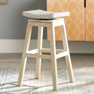 Wollaston 76cm Swivel Bar Stool By August Grove