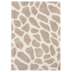 Conway Beige/White Area Rug