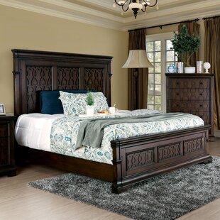 Astoria Grand Hepscott Panel Bed