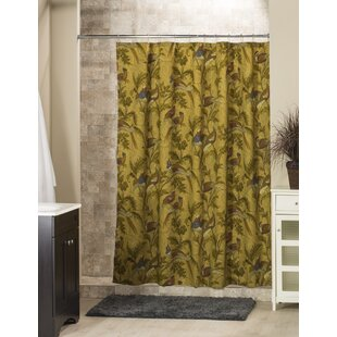Myers Cotton Single Shower Curtain