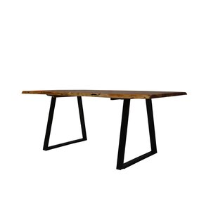 Caputo Dining Table by Union Rustic Best #1