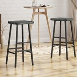 Vitya 30 Bar Stool (Set of 2) by Union Rustic