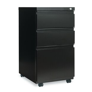3-Drawer Mobile Pedestal File by Alera�