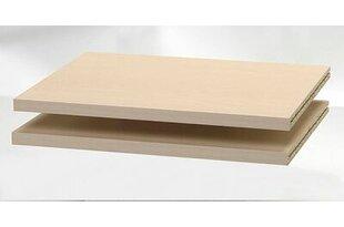 Turrini Extra Shelve Standard Bookcase by Red Barrel Studio