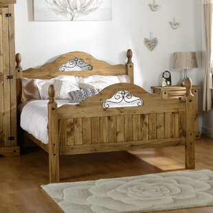 Dodge Double Bed Frame By Union Rustic
