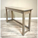 Bremmer 56 Solid Wood Console Table by Joss & Main