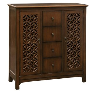 Ogata 4 Drawer Accent Cabinet by Bloomsbury Market