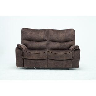 Palu Reclining Loveseat by Loon Peak