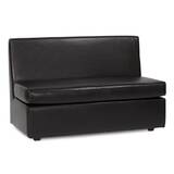 Solid Box Cushion Loveseat Slipcover by Orren Ellis