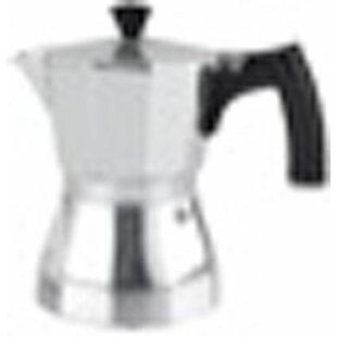 Aluminum Latte Stovetop Espresso Maker