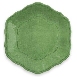 Savino 24cm Melamine Salad Plate (Set Of 4) By Tar Hong