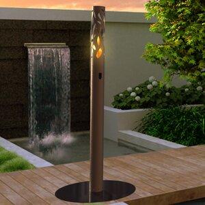 Twig Garden Torch