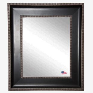 Darby Home Co Speers Rectangle Caged Trim Wall Mirror