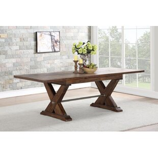 Weesner Butterfly Leaf Dining Table by Gracie Oaks