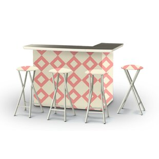 Patio 8 Piece Bar Set