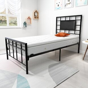 Calhoun Twin Platform Bed by Isabelle amp Max