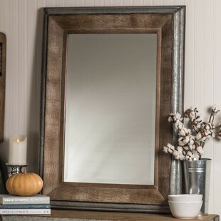 Hatten Accent Mirror