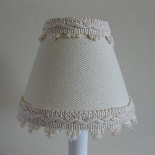 Vanilla Pudding 11 Fabric Empire Lamp Shade
