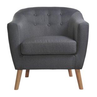 Nathaniel Home Jason Barrel Chair