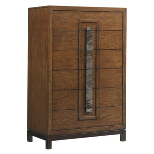 Island Fusion Java 6 Drawer Lingerie Chest