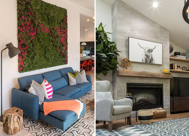 If Youu0027re Looking To Breathe New Life Into Your Home, Get Inspired By The  Newest. HGTV® Brother Vs. Brother Transformations. Before, Team Drewu0027s  Space Was ...