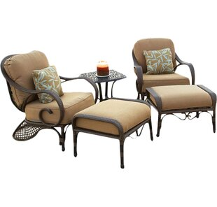 Jared Deep Seating Chair with Cushions