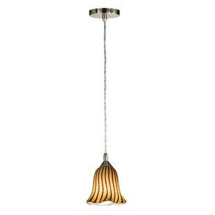 Werner 1-Light Mini Pendant by Fleur De Lis Living