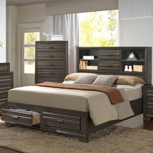 Best Reviews Lane Storage Panel Bed by Bloomsbury Market Reviews (2019) & Buyer's Guide