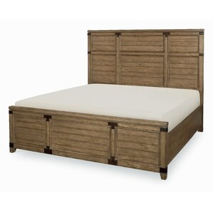 Brigadoon Panel Bed by Loon Peak