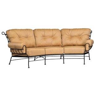 Woodard Terrace Crescent Patio Sofa