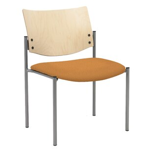 Evolve Series Armless Stacking Chair by KFI Seating